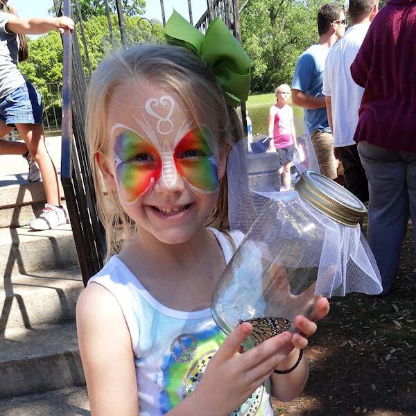 11th Annual Ann Williams Brittain Butterfly Release