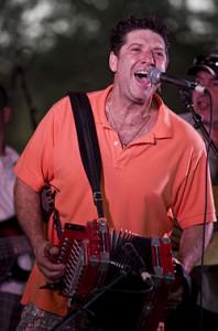 Wayne Toups is one of the most commercially successful American Cajun singers.