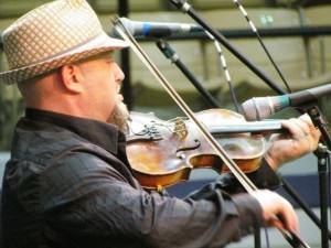 2012 Louisiana State Fiddle Champion Beau Thomas