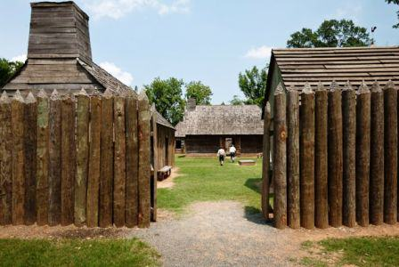 French Colonial Life Comes to Natchitoches