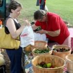 Cane River Green Market April 27 - July 27, 2013