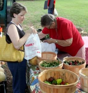 Cane River Green Market Announces After Market Market Days