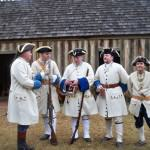 Living history reenactment March 7-9