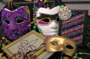 Mard Gras Mask Workshop C