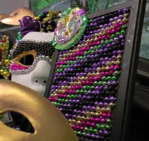 Mardi Gras Mask Workshops Frame C