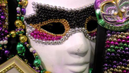 Mardi Gras Mask Making Workshops-Every Wednesday