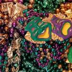 Recycle Old Mardi Gras Beads