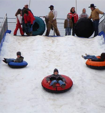 SnowFest added to the 2013 Natchitoches Christmas Schedule