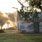 Slave Cabin at Magnolia Plantation-Cane River National Historical Park