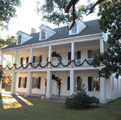 Christmas Tour of Homes in Natchitoches