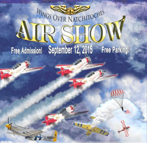 Wings Over Natchitoches Air Show