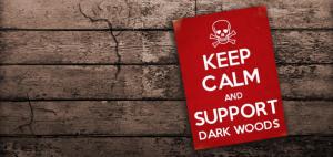 Dark Woods Scream Park Opening October 2015