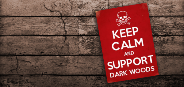 Dark Woods Scream Park Hearing on April 6th