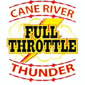 Cane River Thunder Full Throttle Benefit for Operation Homefront
