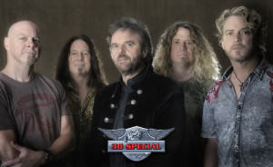 .38 Special headline the Natchitoches Jazz/R&B Festival