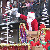 Natchitoches Christmas Festival weekend will continue as scheduled
