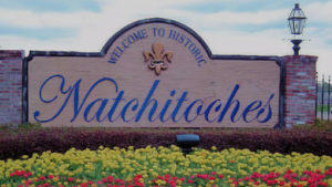 Welcome to Historic Natchitoches